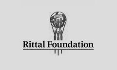 Logo Rittal Foundation
