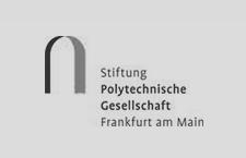 Logo der Stiftung Polytechnische Gesellschaft Frankfurt am Main