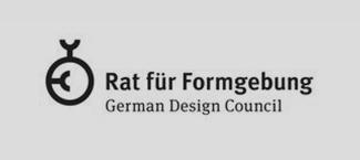 Logo Rat für Formgebung